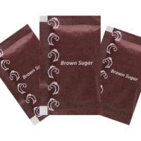 Brown Sugar Sachets